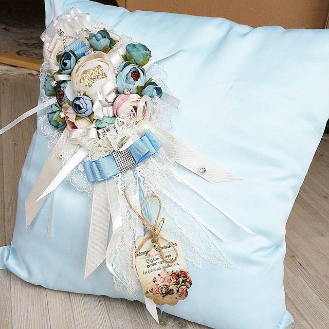 Takı yastığı