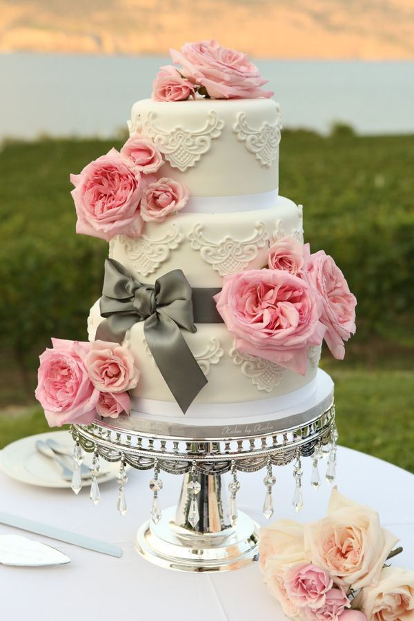 pink and grey wedding cakes best 20 pink and grey wedding cake ideas on 18548