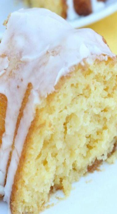 Pineapple Poke Bundt Cake (Southern dessert recipes) - sounds good!