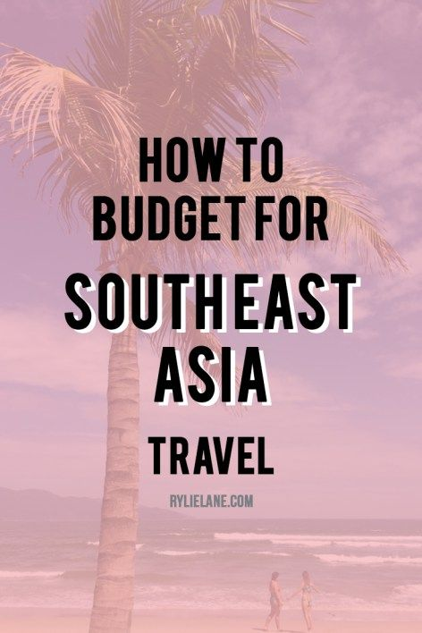 Traveling to South East Asia and don't know how much it will cost? Here is a complete breakdown of how much I spent in Vietnam, Cambodia, Laos & Thailand. Click thought for a south east asia budget!