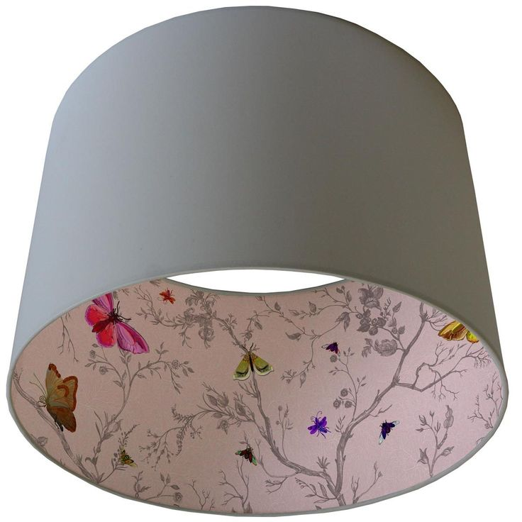 Timorous Beasties Lampshades - Butterflies I think it's fair to say that my life would be better if this was in it.