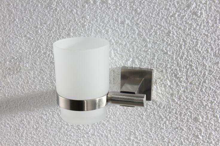 Отличная нержавеющая сталь ( sus304 ) шлифованный ванная одинарный подстаканник - YS-2014