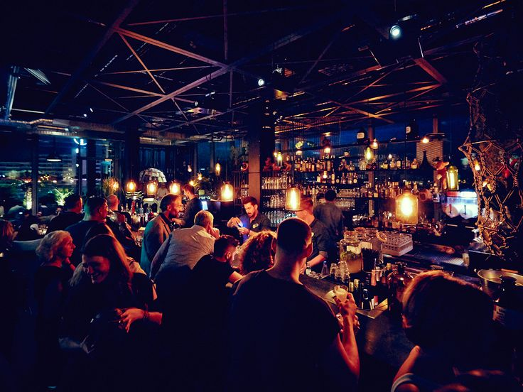 Monkey Bar im 25hours Hotel Bikini Berlin