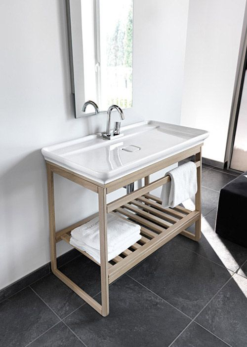 This Seriously Skinny Bathroom Sink By Artceram Is Part Of The Naked Collection Which Includes