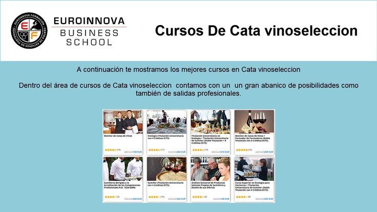 vinoseleccion - https://www.euroinnova.edu.es/cursos/cata-vinoseleccion