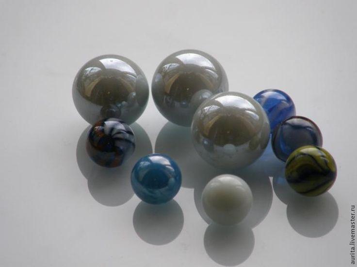 Аура ракушки - Сверлим бусину - Делаем бусины из стеклянных шариков - Ярмарка Мастеров - ручная работа, handmade