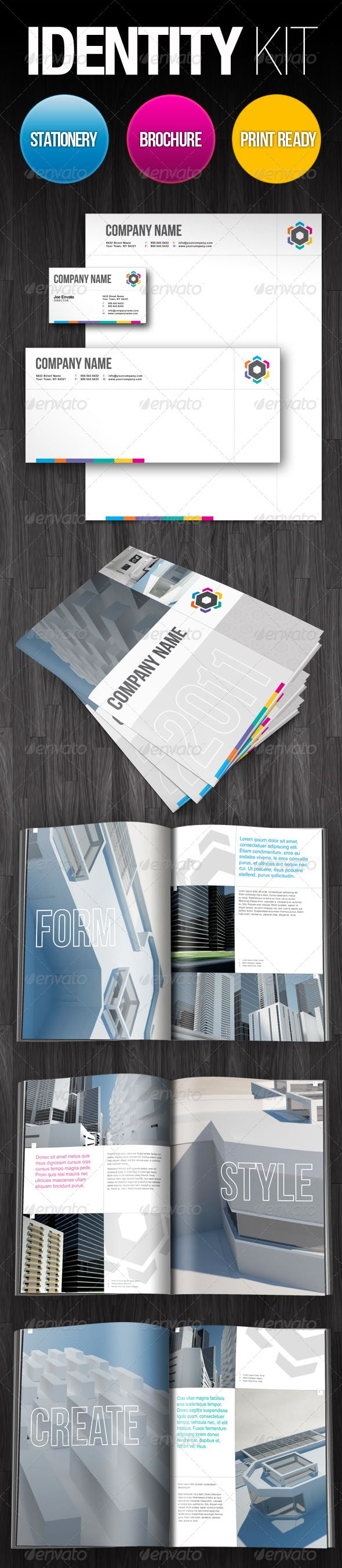 61 best indesign images on pinterest adobe indesign cards and identity kit indesign cs4 templates magicingreecefo Images