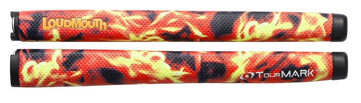 'Liar Liar' Standard Size. Purchase online at www.tourmarkgrips.com