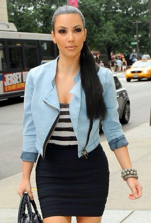 combinación que mata!!.. falda negra strech, cómoda y adecuada . atrévete a usarlo el fin de semana para un look casual y divertido
