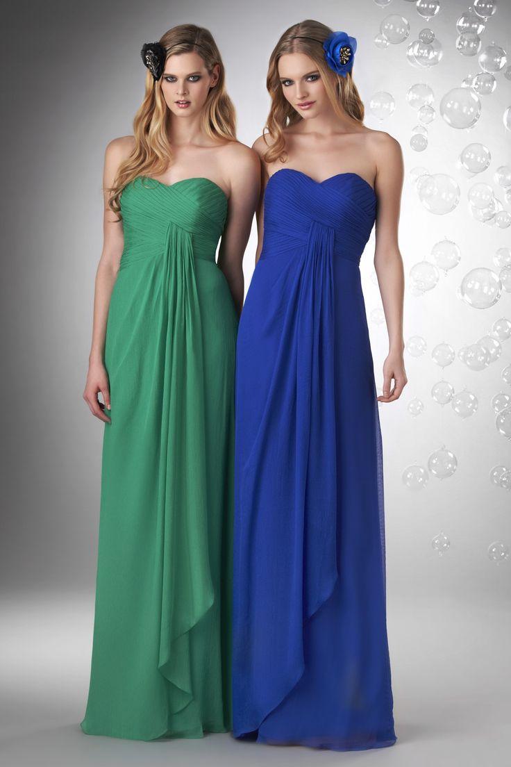 90 best top 200 blue bridesmaid dresses images on pinterest blue blue green bridesmaid dresses ombrellifo Images