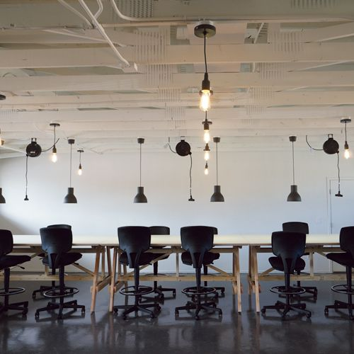 Byte & Mortar Revolutionizes The Business Space!! #coworkingspace #modernoffice #youroffice