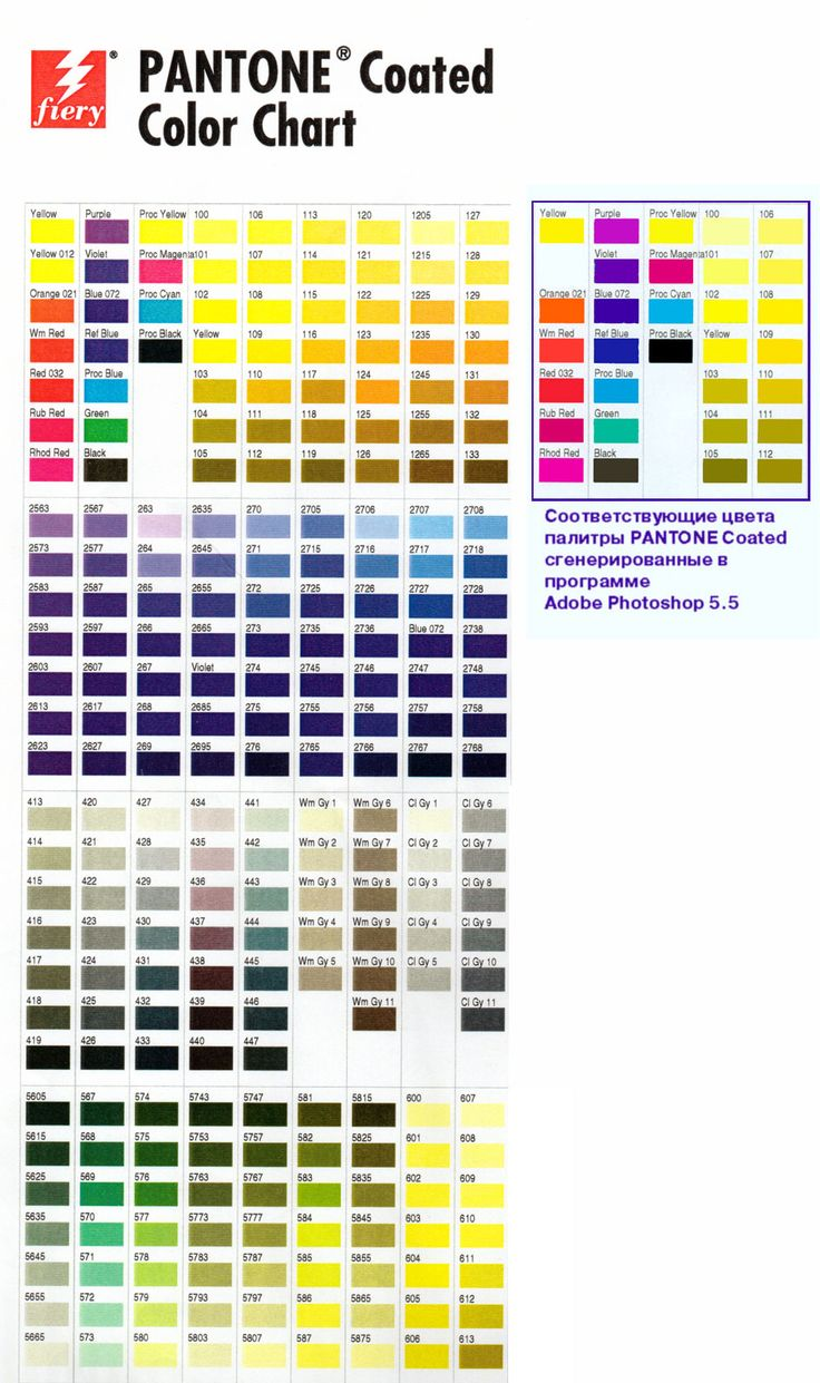 Pantone color chart pantone color colors and color charts for Where to buy pantone paint