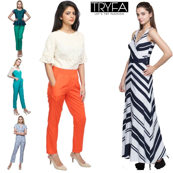 latest  design jumpsuits collection online for ladiea : http://newarrivaldresses.blogspot.in/  #clothes #dresses #tops #bottoms #fashion