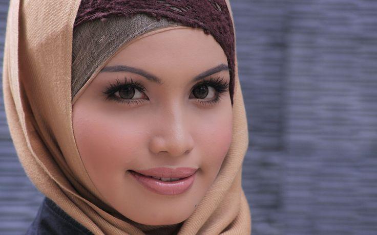 Красивые девушки в хиджабе ( 54 фото) | Лицо ...