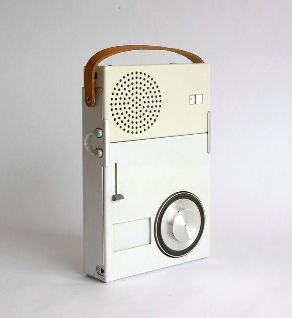 phono radio by dieter rams