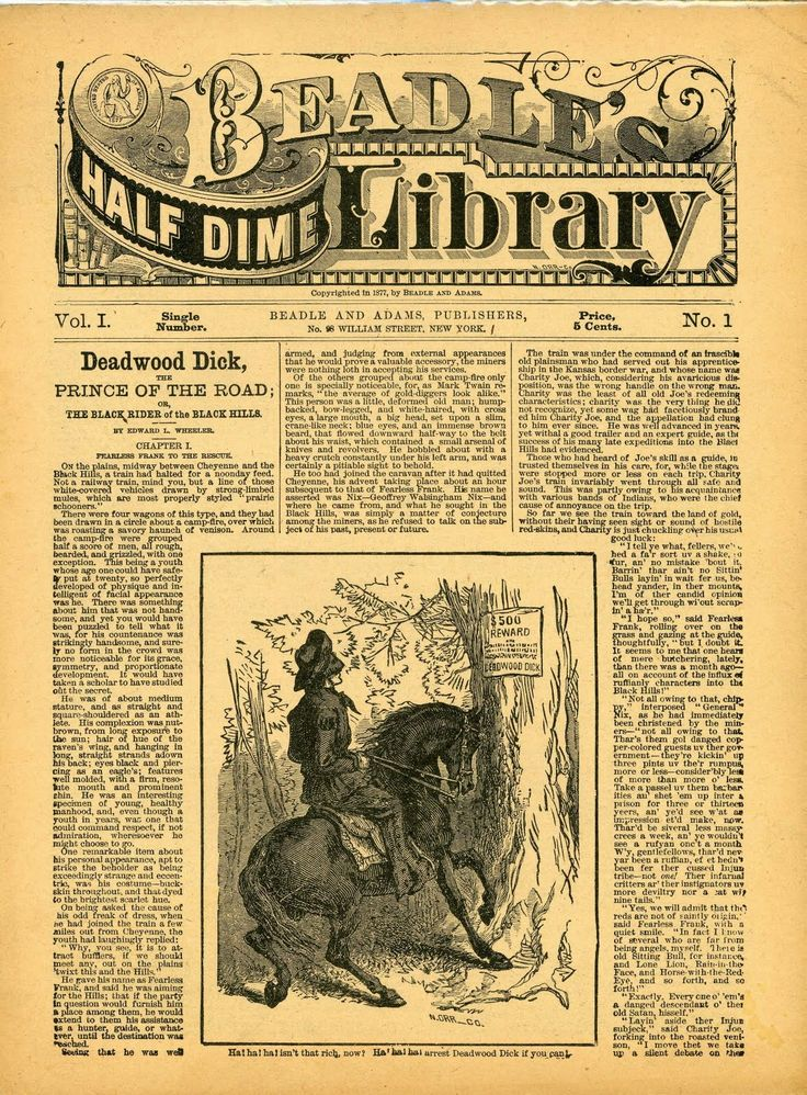 1865  Penny Dreadful - exactly the kind of publication that would feature sea monsters