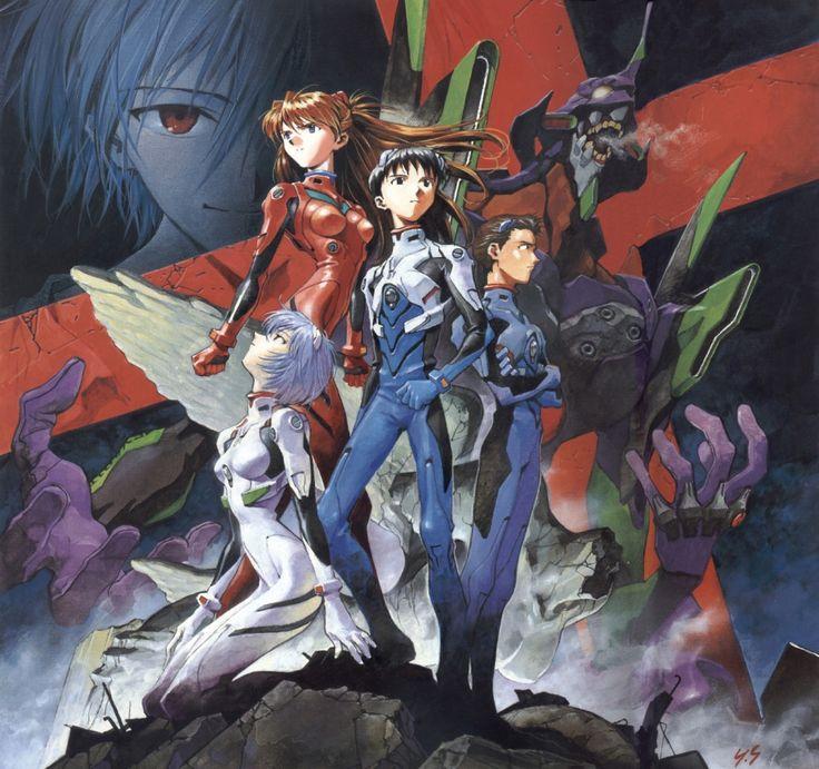 Yoshiyuki Sadamoto Primal Carnage Forums View topic Anime and Manga