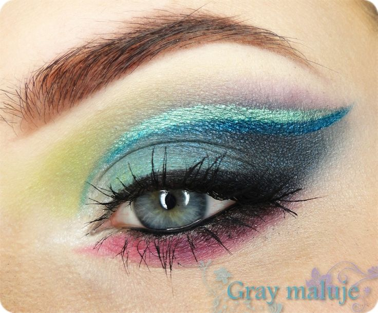Hypnotic – Makeup Geek - corrupt, Fuji, peacock, vanilla bean, wisteria, simply marlena,  gel liner-cottontail, fame, immortal, mystic