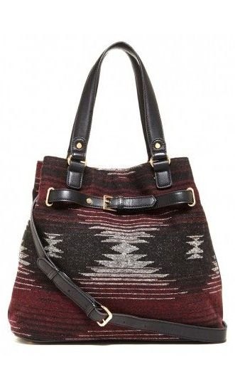 Aztec Purse for Fall and Winter! LOVE