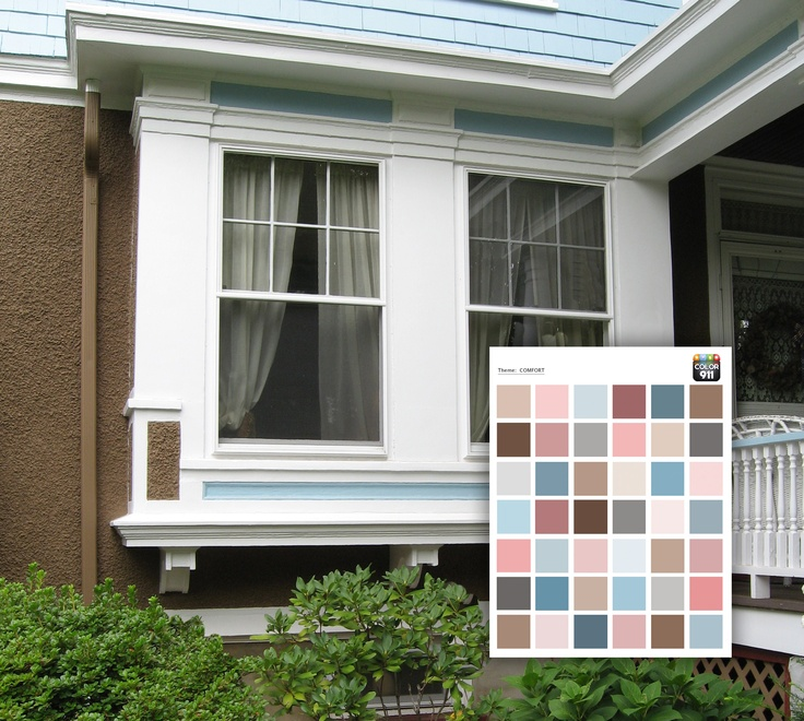 Looking For Exterior House Colors? Color911 App Comes
