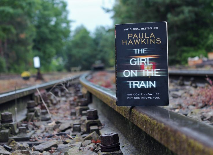 """The Girl on the Train"" – Paula Hawkins ♥︎♥︎♥︎♥︎♥︎ // heartcover.eu · Julias Bücherblog"