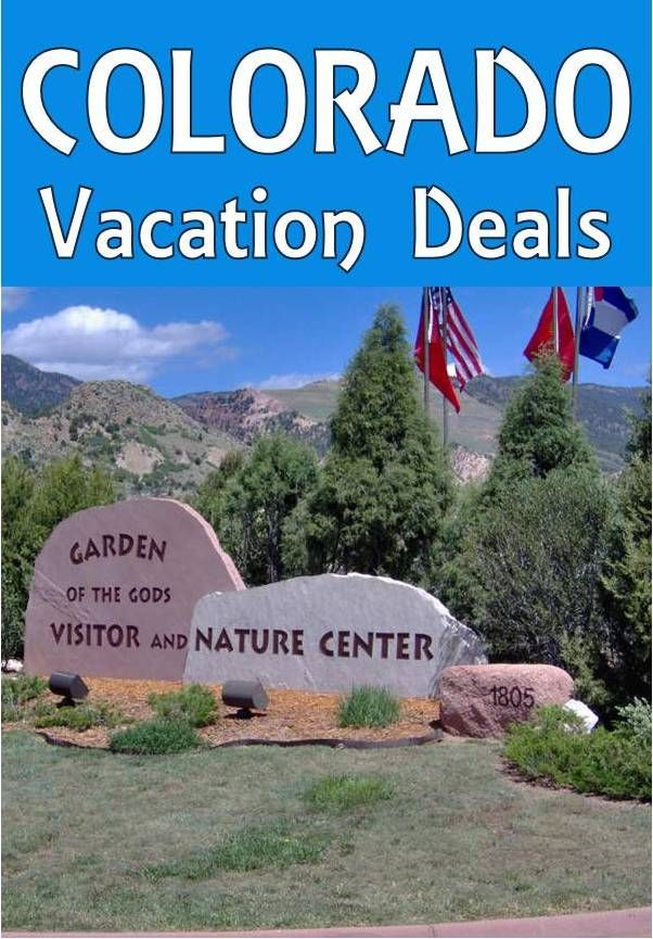 Colorado Family Vacation Deals - Part of the Colorado Office of Tourism, this site lists cheap vacation packages, deals on lodging, and vacation deals on many fun activities.