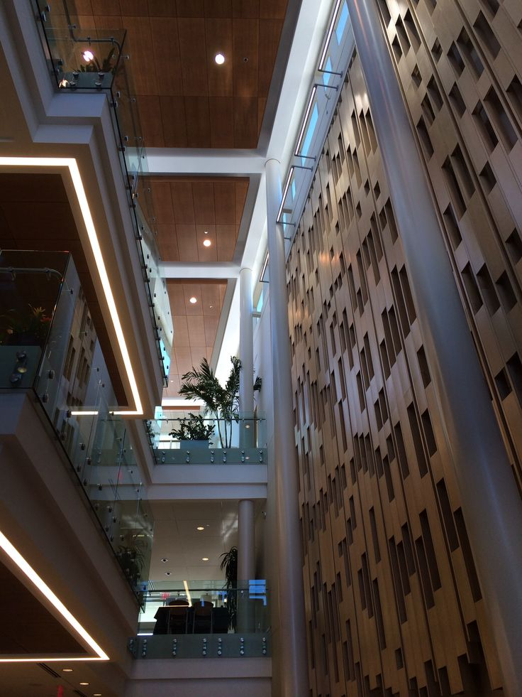 168 best Atrium images on Pinterest | Architecture, Stairs and ...