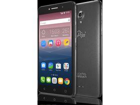 """Alcatel Pixi 4 (6"""") 8050D (Dual SIM) kártyafüggetlen okostelefon, Black (Android)"""