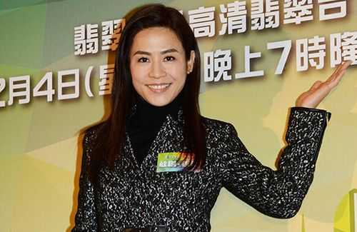 """Jessica Hsuan gets her first job as a television host for """"Create Hong Kong."""""""
