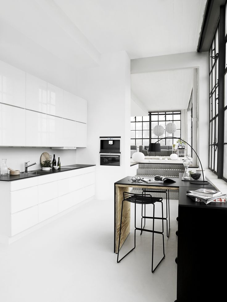 104 best images about scandinavian kitchen on pinterest for Modern scandinavian kitchen design