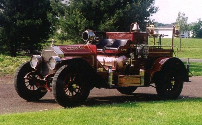 First gas-powered American-LaFrance to attend 2014 Hemmings Motor News Concours d&# | Hemmings Daily