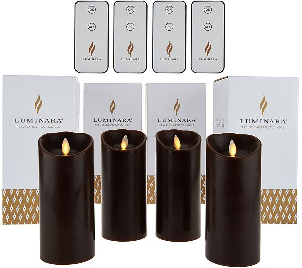Make your moments at home more magical with this warm, welcoming, and worry-free Luminara candle set. QVC.com