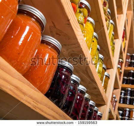 Basics of food and home storage