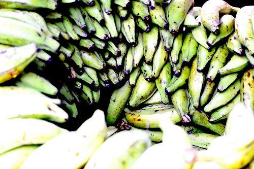 ¿Cuantas manos de plátano?