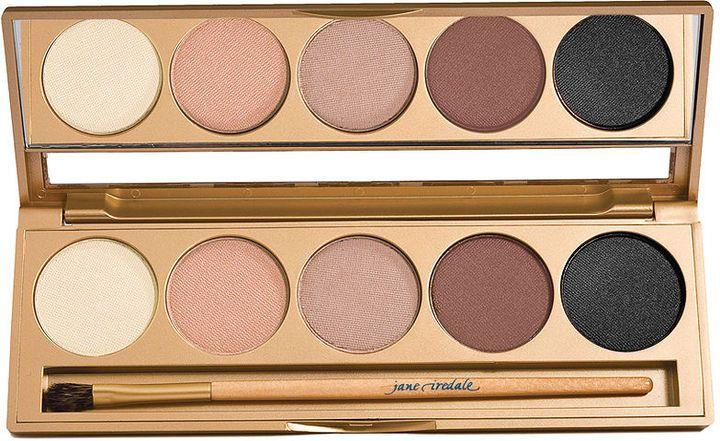 Perfect Eyeshadow Palette.  Neutral, Bridal, Everyday, Smokey Eye.  Jane Iredale