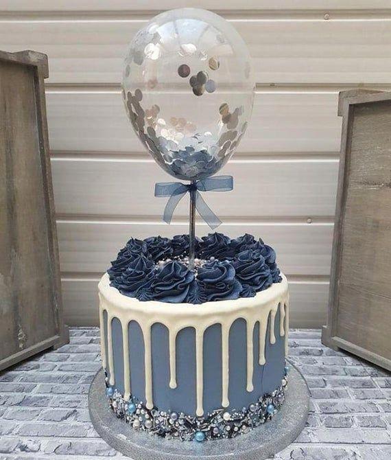Beautiful Birthday Cakes, Birthday Cakes For Men, Cake Birthday, Birthday Cake Designs, Balloon Birthday, Designer Birthday Cakes, Birthday Cake Ideas For Adults Women, Birthday Bunting, Birthday Ideas