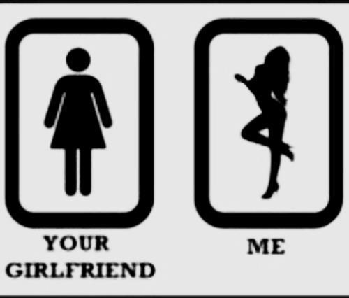 Me vs Your Girl friend