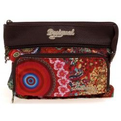 DESIGUAL Monedero Take it easy