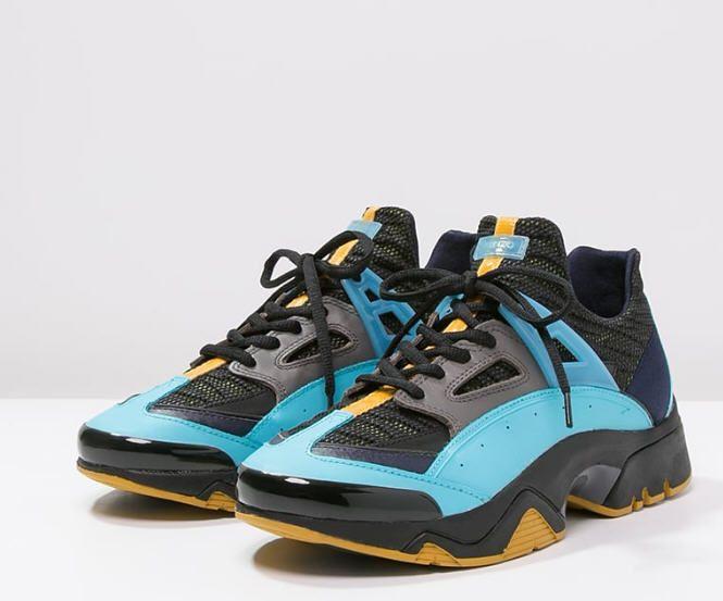 Kenzo SONIC Baskets basses multi turquoise/grey prix Baskets homme Kenzo Zalando 300.00 €