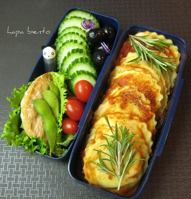 Bento Végétarien
