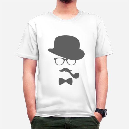 Hipster_Guy dari Tees.co.id oleh Sweet_Suit