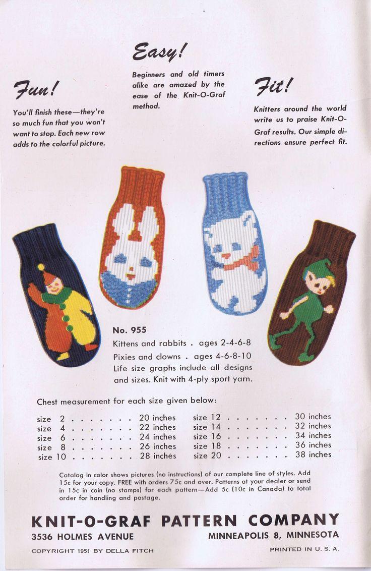 150 best Knit O Graf - Knit to Fit images on Pinterest   Knit ...
