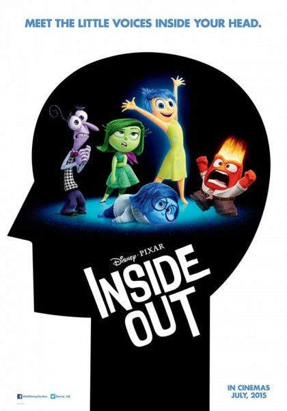 Disney Pixar Inside Out Movie Tickets - discount code!