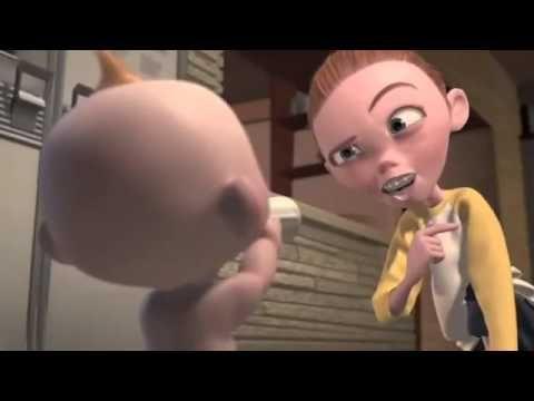 Amazing Pixar Short Film- Jack Jack (Incredibles)