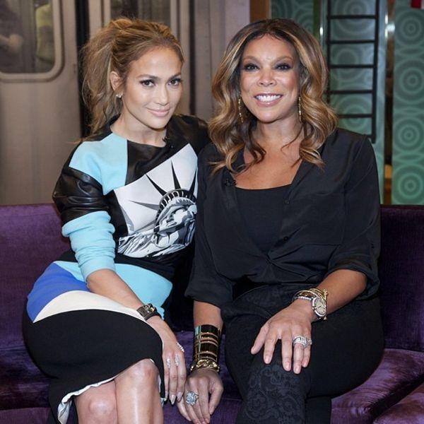 Jennifer Lopez Wendy Williams Show June 19 2014