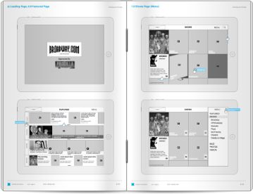 Broadway.com iPad App Case Study