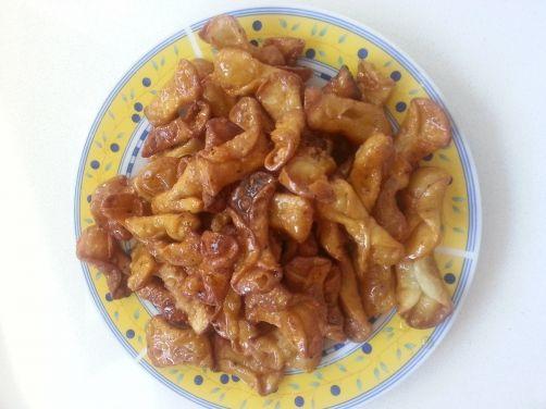 Pestiños para #Mycook http://www.mycook.es/receta/pestinos/