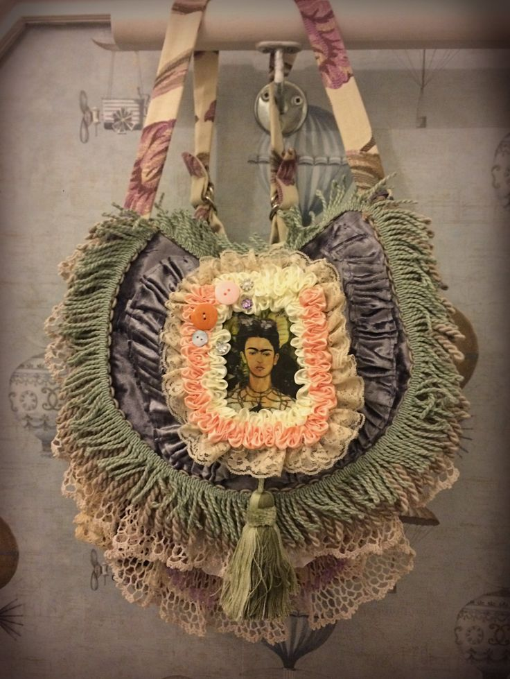 Frida Kahlo backpack UK