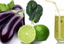 ¡Berenjena con limón, un arma extremadamente poderosa contra el exceso de peso! Así yo la  w.v