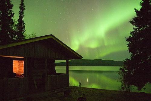 Cottage_Aurora_Finland